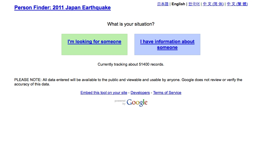Google`s Personensuchmaschine