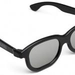 2D Brille wandelt 3D Filme in 2D Filme um.