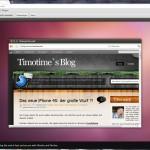 Ubuntu Timotime