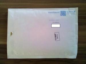 Verleihshop Umschlag