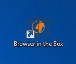 browser in the box