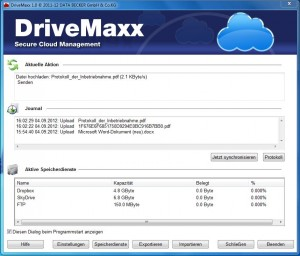 DriveMaxx_upload