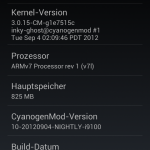Cyanogen Mod 10 Nightly