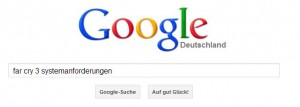 far cry 3 systemanforderungen google