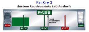 farcry3 systemanforderungen