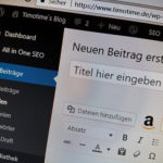 wordpress neuer artikel